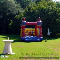 Le Clown - Château gonflable