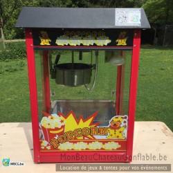 Machine à Pop Corn Semi professionnelle - location