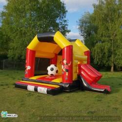Le Belgium - château gonflable à vendre - occasion
