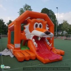 Le Fox - château gonflable d'occasion