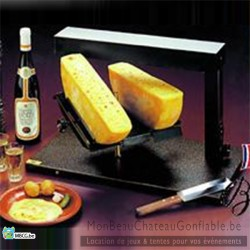 Appareil raclette double - occasion