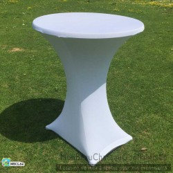 Location Nappe pour table de bar haute / mange debout