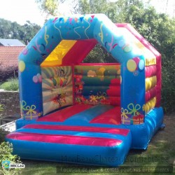 château gonflable Party