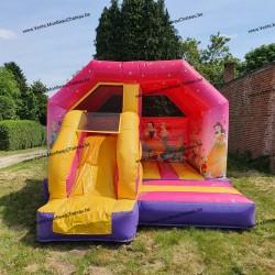 vente château gonflable Combo Princesse