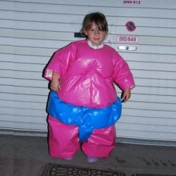 Costumes de sumos Enfant - occasion