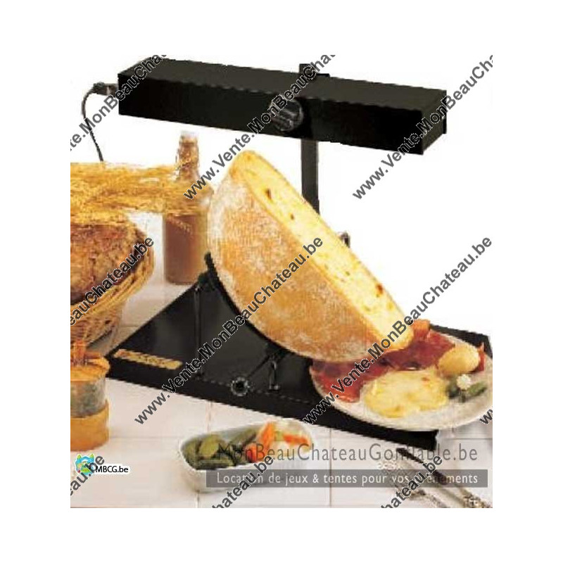 "Appareil raclette Traditionnel ""Demi roue"" - occasion"