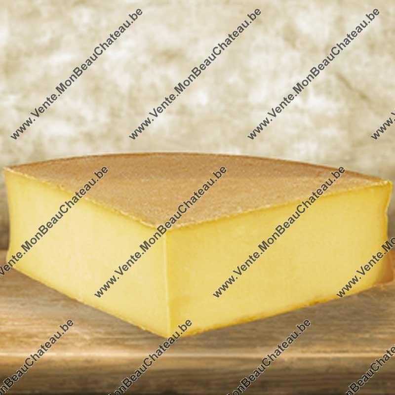 Vente fromage à Raclette quart de roue