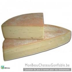 Vente fromage à Raclette demi roue