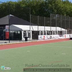 Grande Tente Professionnelle - 6m x 21m