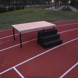Praticable Podium Scène 1m x 2m - occasion
